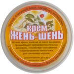 """Натуральный крем """"Жень-шень""""(без химии) 50 мл."""