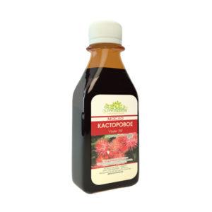 Касторовое масло (Индия) (пищевое) 100 мл.
