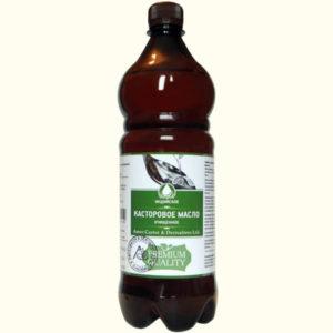 Индийское касторовое масло - 1 литр.