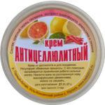 """Натуральный крем """"Антицеллюлитный"""" (без химии) 50 мл."""