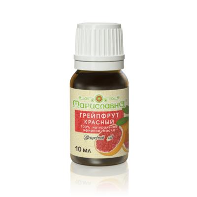 Грейпфрут красный эфирное масло 10 мл